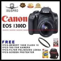 Canon Eos 1300D Lensa 18-55Mm U002F Camera Dslr Canon Eos 1300D Kit