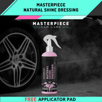 Masterpiece Natural Shine Dressing | Pengkilap Ban dan Dashboard