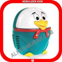Jual Nebulizer Compressor Karakter Lucu Angry Bird Untuk Anak - Bagus Funny Murah