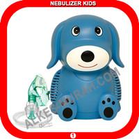 Jual Nebulizer Compressor Karakter Lucu Dog Anjing Untuk Anak - Bagus Funny Murah