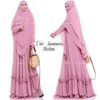 Baju gamis wanis muslim elois by eric summer