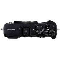 Harga fujifilm fuji x e3 xe3 body only black garansi resmi | Pembandingharga.com