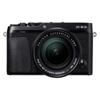 Harga fujifilm fuji x e3 xe3 mirrorless digital camera kit xf 18 55mm | Pembandingharga.com