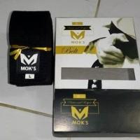 Best Price - Sabuk Taekwondo Moks Hitam Merah Poom