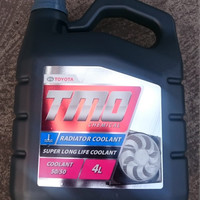 Air Radiator Coolant Toyota Long Life - 4 Liter