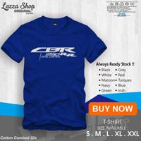 Kaos / Baju / T-shirt CBR 250 RR total control Distro Keren Murah -TPM