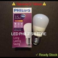 Lampu Bohlam Led Philips 3 Watt Kuning\U002Fwarm White (3W 3 W 3Watt)