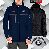 JAKET INTER TASLAN WATERPROOF GRADE A