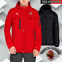 JAKET ARSENAL PUMA WATERFROOP