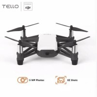 Dji Tello RC Drone HD 5Mp Wifi FPV Double Antennas APP Control