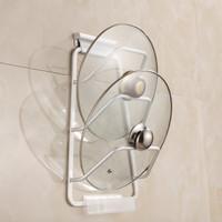 Promo 385 Rak Dapur Tutup Panci Alumunium Dengan Wadah Tirisan Air