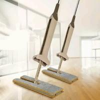 BEST SELLER Double Sided Lazy Mop,Inovasi terbaru Alat Lap pel lantai