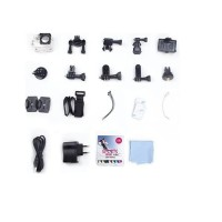 Bcare BCam X-2 Action Camera WiFi 12 MP 1080 P - l kamera camera murah