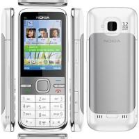 nokia hp murah handphone nokia c5 REFURBISHED bisa bahasa indonesia