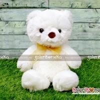 Boneka Teddy Bear Bulu Pajang Putih ( BT - 547430 )