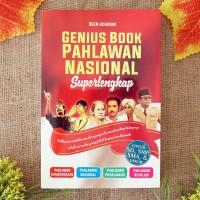 GENIUS BOOK PAHLAWAN NASIONAL SUPERLENGKAP