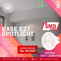 AMATA BASE E27 SPOTLIGHT