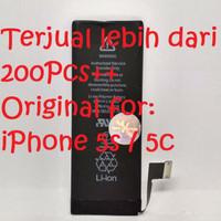 Baterai Batre Battery Iphone 5S 5C (Iphone 5) Original 100% Apple