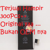 Baterai Batre Battery Iphone 5G (Iphone 5) Original 100% Apple