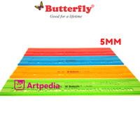 BUTTERFLY BT-R5/ MAL HURUF 5MM Termurah dan Terlaris