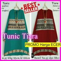 TERMURAH / TUNIK TIARA 62202 / Baju Atasan Wanita/Blouse Baju Muslim