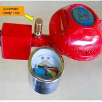 regulator LPG pertamina safety lock kopana top gas