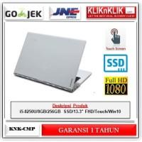 LENOVO Yoga 920-13IKB-8250U-8GB-256GB Silver -CMP