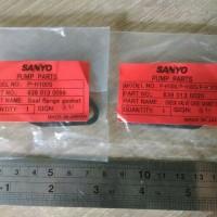 Seal Gasket Karet Set Atas Tabung Pompa Sanyo PH100 PH150 PH151