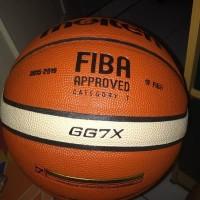 Bola Basket Molten GG7X Grade ORI