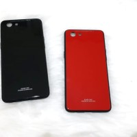 Oppo F7 Youth tempered glass phone case