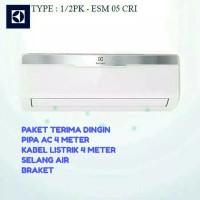 AC ELECTROLUX 0.5 PK LOW WATT 1/2 PK TERIMA DINGIN