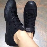 Sepatu Converse All Star Full Black/Hitam Grade Ori