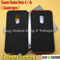 Xiaomi Redmi Note 4 4X case bumper casing body metal hp ELEMENT SOLACE