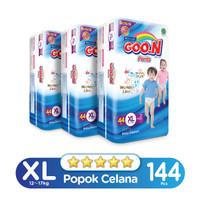Goo.N Excelent Soft Premium Pants Super Jumbo XL isi 48 (Karton)
