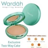 WARDAH Duo Exclusive Bedak SPF 15 dan Liquid Foundation .