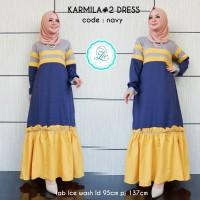 Gamis/Dress Karmila#2 by Zie