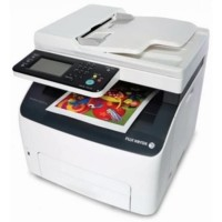 Printer Fuji Xerox Docuprint CM225FW Color / Warna Multifunction WiFi