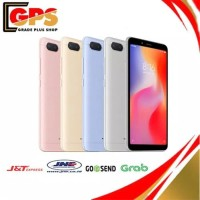 HP XIAOMI REDMI 6A 2/16GB Garansi Distributor -Gold & Grey-