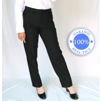 Celana Bahan Kerja Wanita Grade B