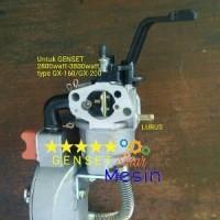 Alat Bantu GAS LPG KHUSUS GENSET 2800watt/3800watt/4000watt/4200w