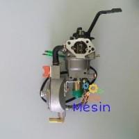 Alat Conversion GAS LPG GENSET 5000watt - 8000watt Manual Choke