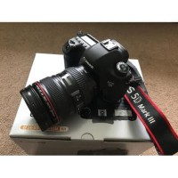 big promo Kamera Canon DSLR Eos 5D Asli 100% Original Fullst