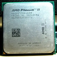 AMD Phenom II X4 955 Black Edition 3.2GHz + Unused/New HSF AMD FX 6300
