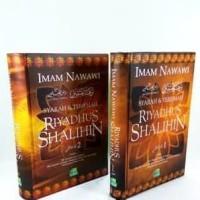 Syarah Dan Terjemah Riyadhus Shalihin Set Lengkap Al Itisham