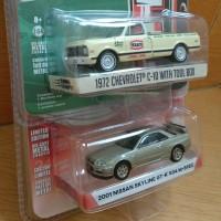Paket Greenlight Chevrolet Texaco n Nissan Skyline R34