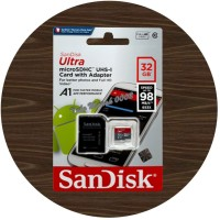 Harga sandisk ultra microsdhc uhs 1 32gb speed up to 80mb s | antitipu.com