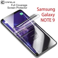CAFELE Hydrogel Screen Protector Samsung Galaxy Note 9 3D Full Cover