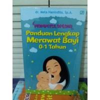 Buku Parenting Mommyclopedia Panduan Merawat Bayi Dr Meta Hanindita