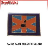 Tanda Baret Pramuka Brigade Penolong