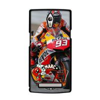 Casing Hp Marc Marquez MotoGP Oppo Find 7 Custom Case
